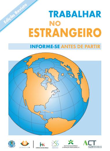 Guia oficial sobre Trabalhar no Estrangeiro