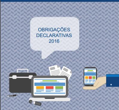 Obrigações Declarativas em 2016