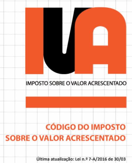 Código do IVA 2016