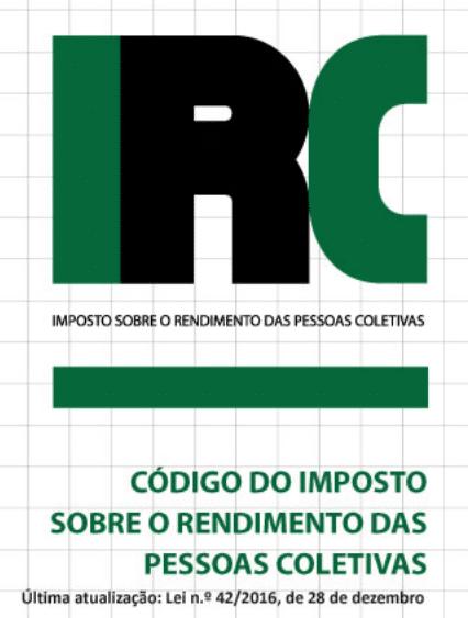 Código do IRC 2017